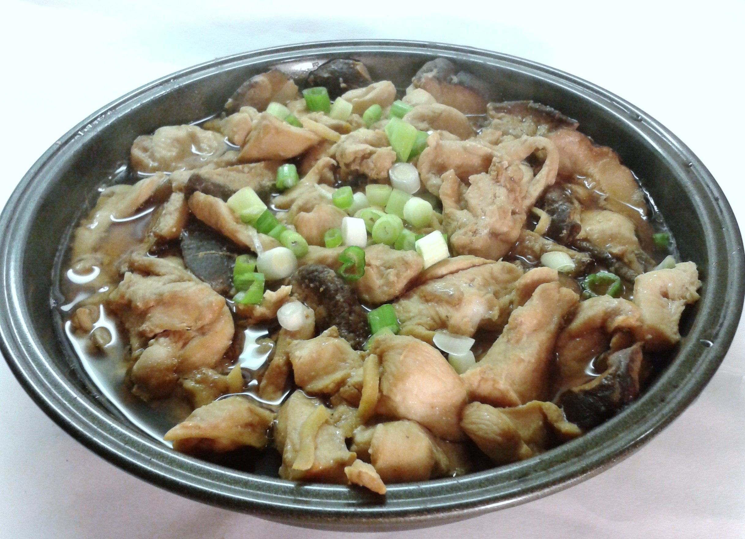 and shiitake mushrooms steamed chicken and shiitake steamed chicken ...