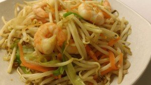 Fried Beansprouts