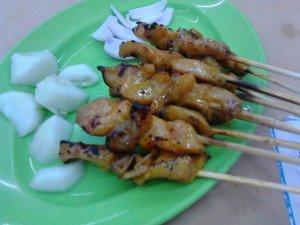 Delicious Satay