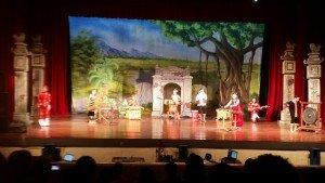 Vietnamese cultural show.