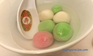 tangyuan, Chinese, winter solstice