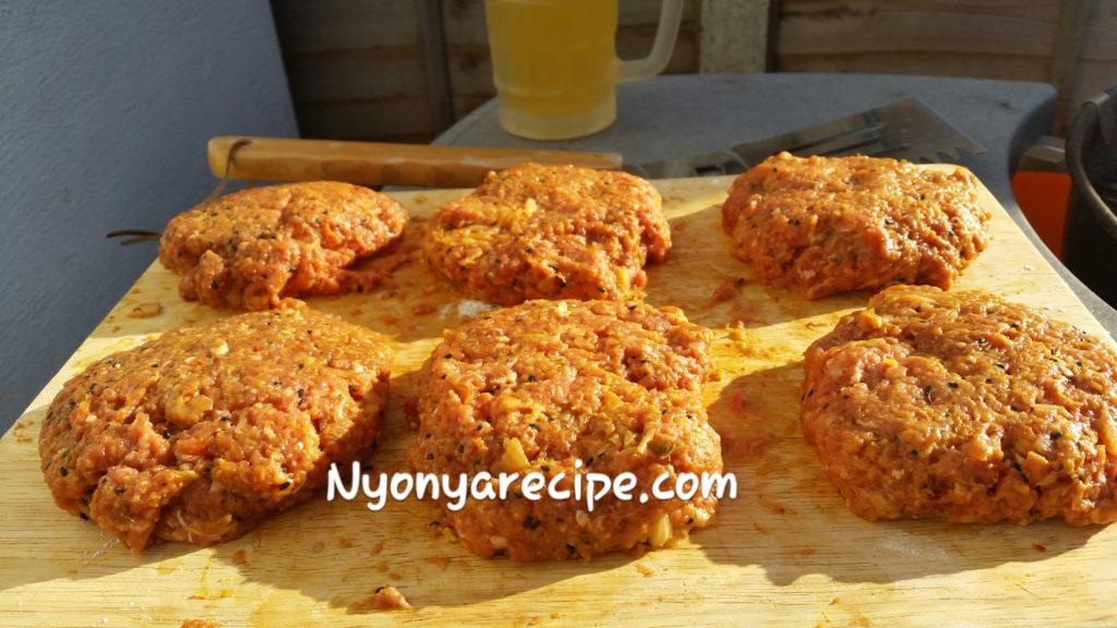 kimChi, burgere, barbecue, easy