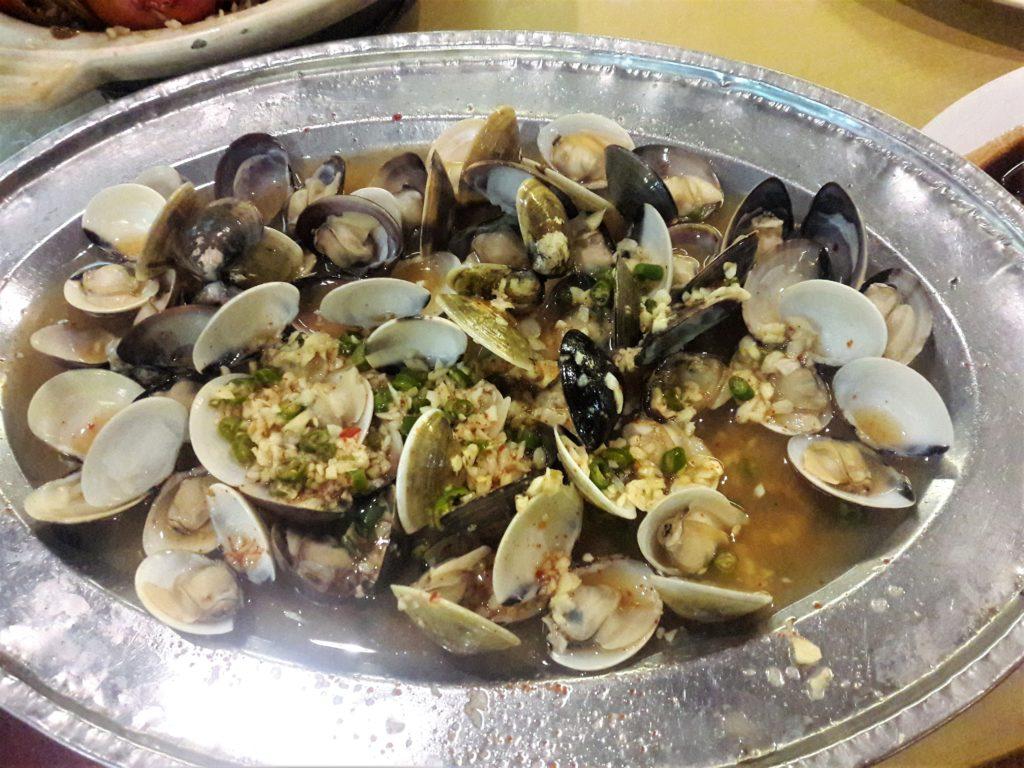 mussells,#Penang, food,