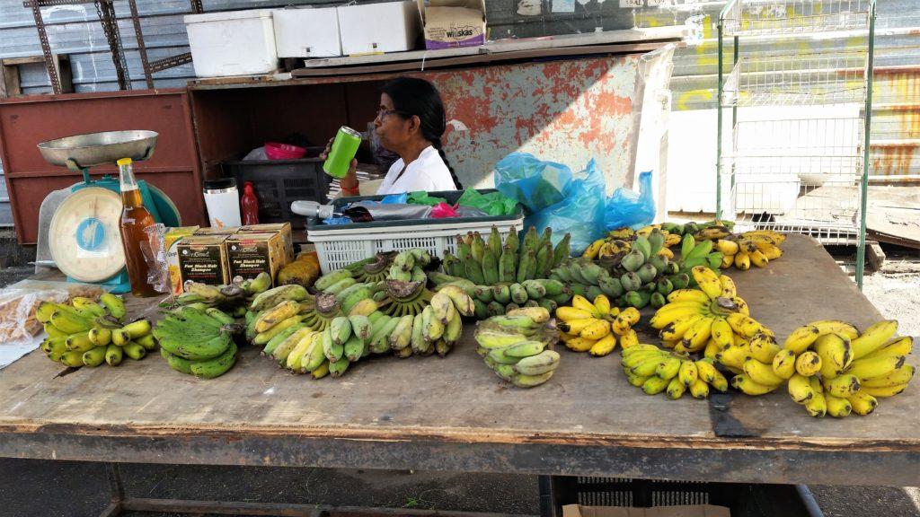 Morning Market, Penang, Organic fruits,