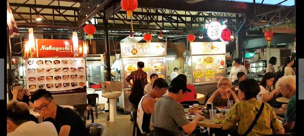 Japanese, Korean, Oriental, food, Penang, hawker,
