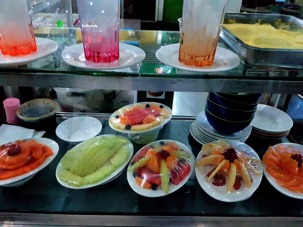 dessert, fruits, Myanmar