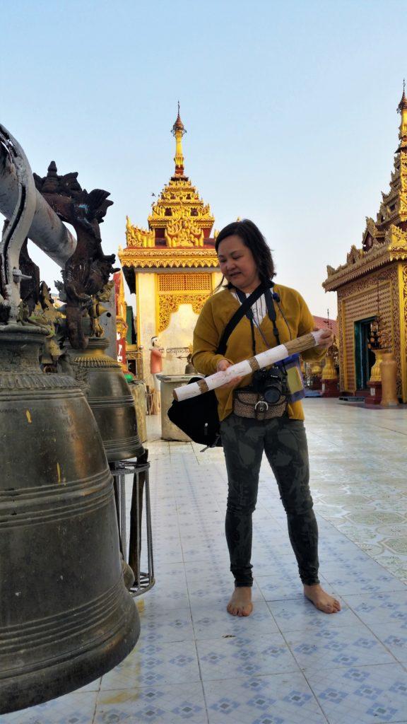 Tenchirun, Bagan, Myanmar,