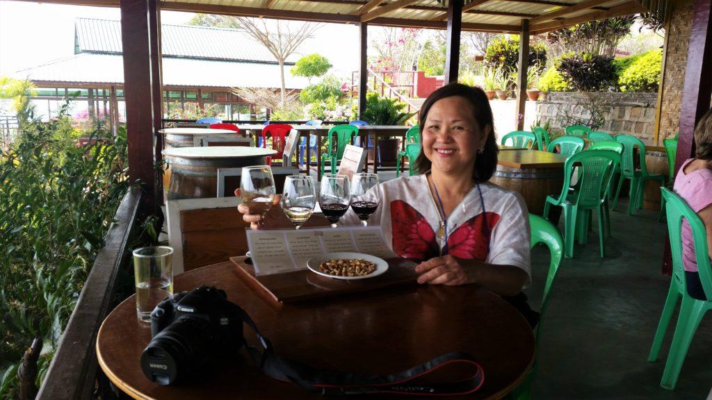 Wine, alcohol, wine tasting, Inle, Myanmar
