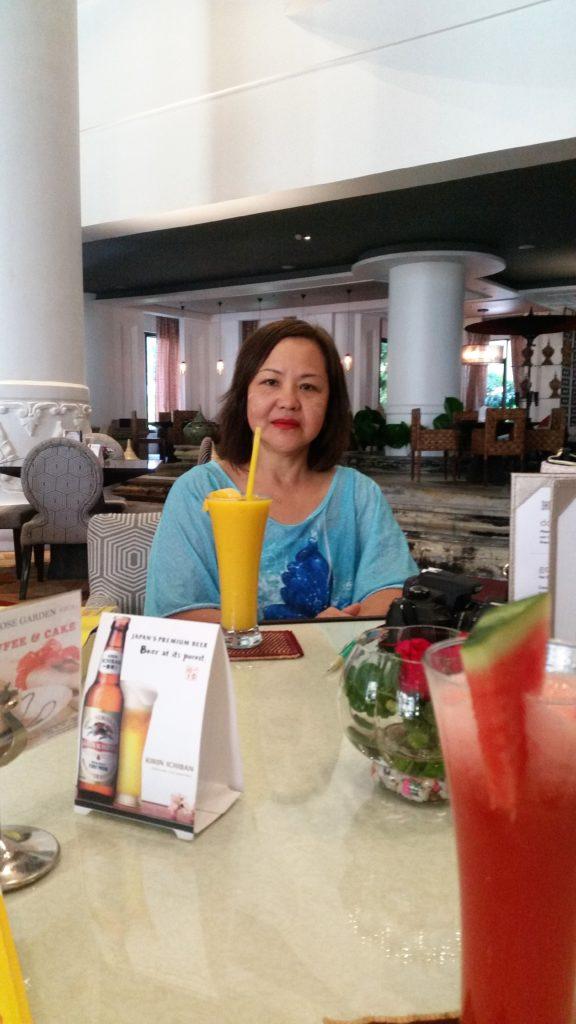 Yangon, Burma, Rose Garden hotel,