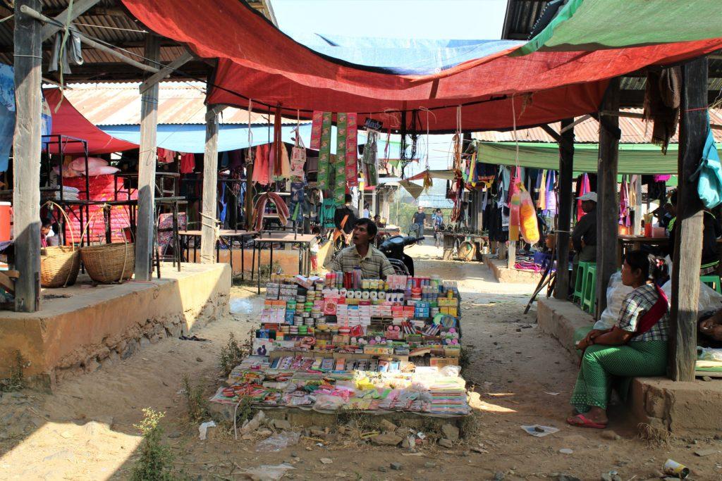 Market, Inle.Myanmar'