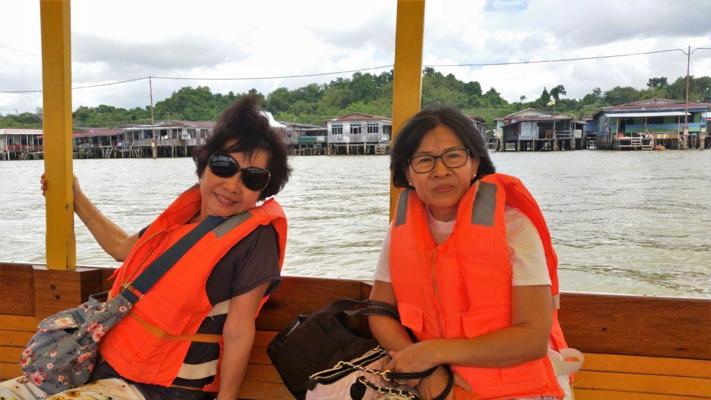 Kampung Ayer, Brunei, Water taxi, Borneo,