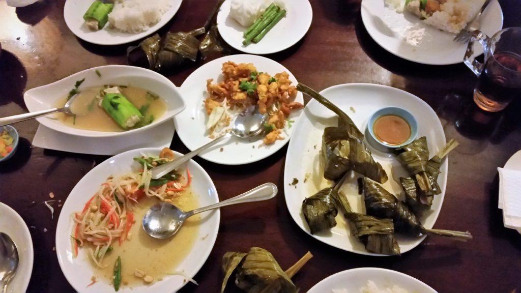 Dinner, Brunei, Thai cuisine,
