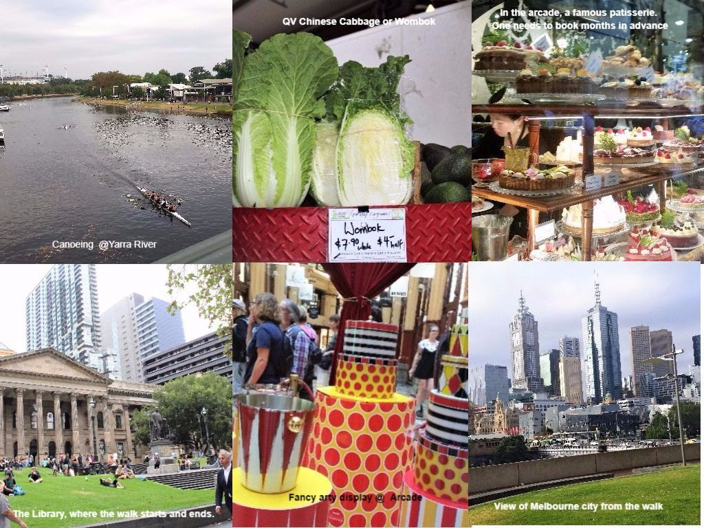 I am free walk, Melbourne Australia.
