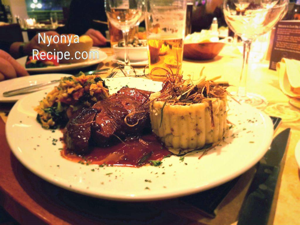 Duck Bay restaurant, Loch Lomond, Cameron House, Scotland,