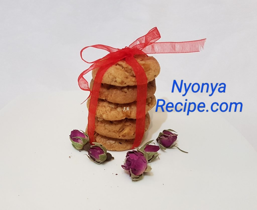 Chinese New Year, walnut biscuits, easy,