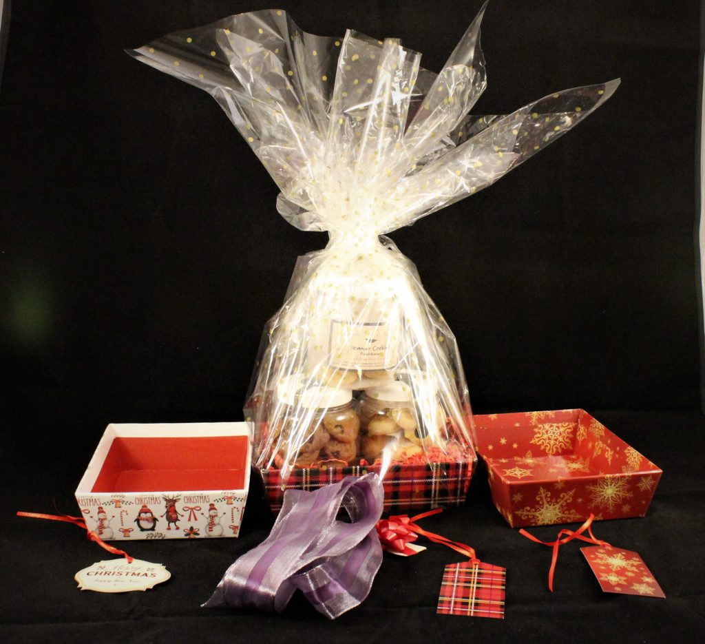 Xmas hamper to make yourself.